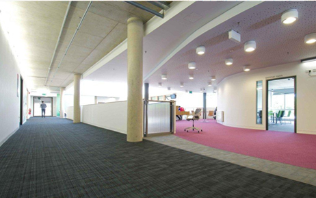 Commercial Flooring Contracts - Office Carpets in Suffolk & Essex